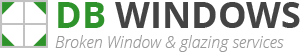 Canvey Island Broken Window Logo