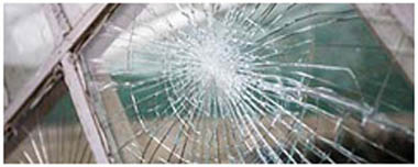 Canvey Island Smashed Glass